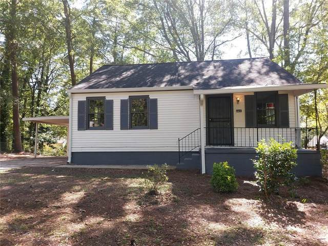 1422 Almont Drive SW, Atlanta, GA 30310 (MLS #6819849) :: Scott Fine Homes at Keller Williams First Atlanta