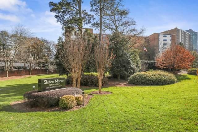 2965 Pharr Court #619, Atlanta, GA 30305 (MLS #6819872) :: RE/MAX Paramount Properties