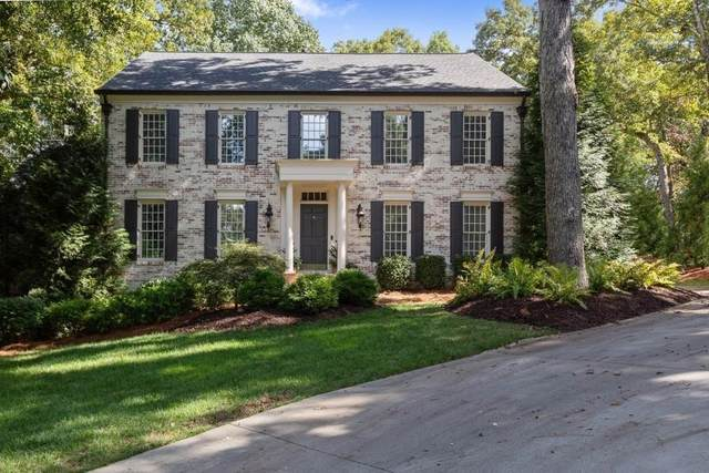 8085 Habersham Waters Road, Sandy Springs, GA 30350 (MLS #6819877) :: RE/MAX Paramount Properties
