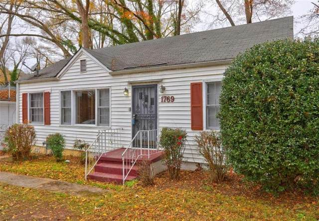1769 Beecher Street, Atlanta, GA 30310 (MLS #6820130) :: RE/MAX Paramount Properties