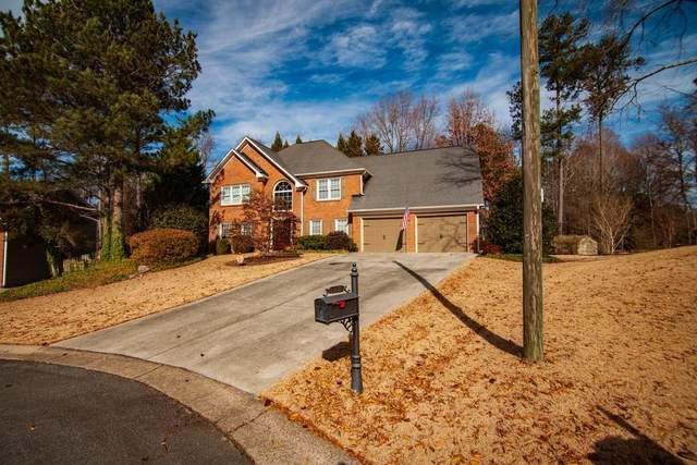 2471 Hampton Glen Court SW, Marietta, GA 30064 (MLS #6820149) :: North Atlanta Home Team