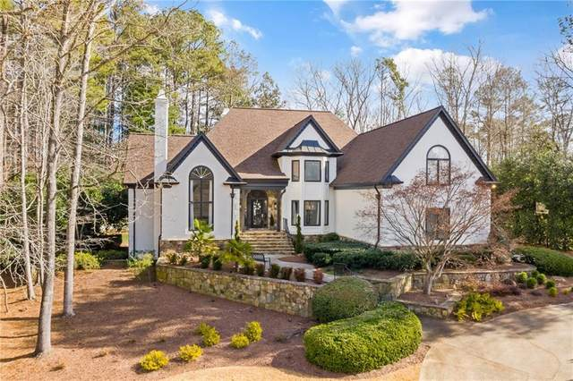6065 Carlisle Lane, Alpharetta, GA 30022 (MLS #6820174) :: North Atlanta Home Team