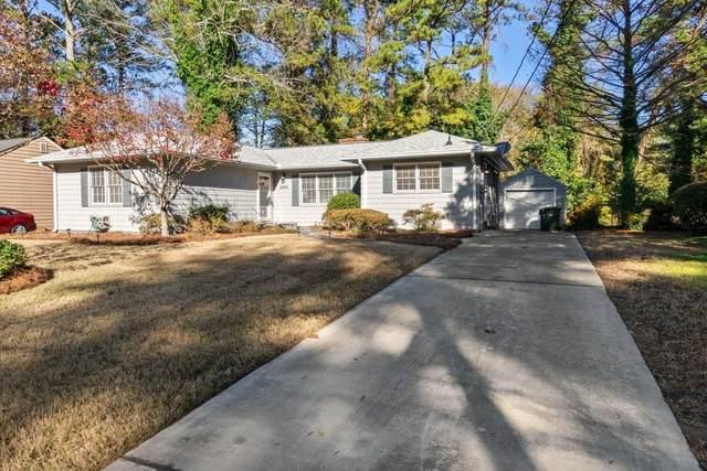 2059 Sandtown Road SW, Atlanta, GA 30311 (MLS #6820182) :: RE/MAX Prestige