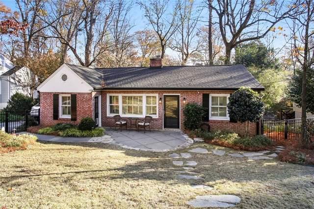 2055 Cottage Lane NW, Atlanta, GA 30318 (MLS #6820283) :: The Zac Team @ RE/MAX Metro Atlanta