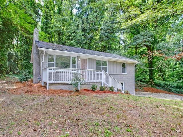 585 Brownlee Road SW, Atlanta, GA 30311 (MLS #6820284) :: North Atlanta Home Team