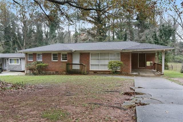 3243 Pinehill Drive, Decatur, GA 30032 (MLS #6820318) :: The Zac Team @ RE/MAX Metro Atlanta