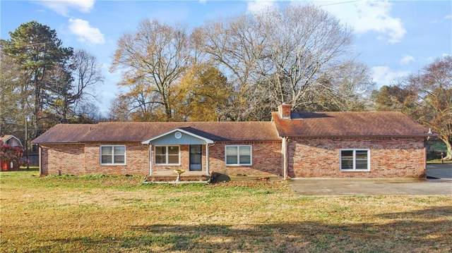 192 Booth Road, Statham, GA 30666 (MLS #6820320) :: The Gurley Team