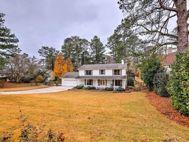 745 Indian Hills Parkway, Marietta, GA 30068 (MLS #6820344) :: Scott Fine Homes at Keller Williams First Atlanta