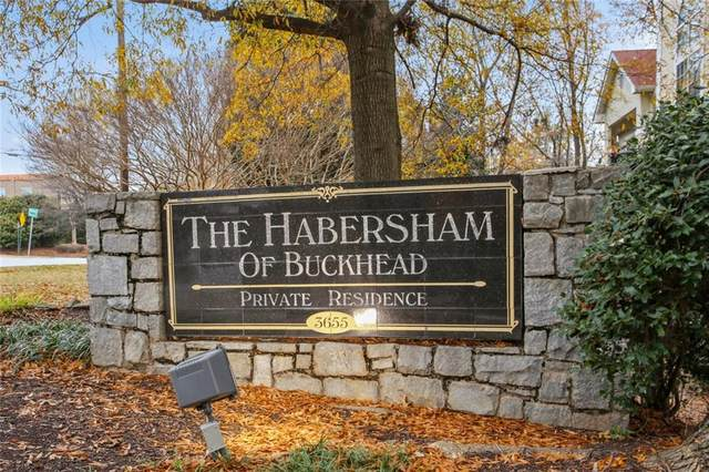 3655 Habersham Road NE #354, Atlanta, GA 30305 (MLS #6820377) :: North Atlanta Home Team