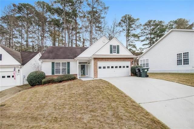 124 Willow Creek Drive, Peachtree City, GA 30269 (MLS #6820424) :: Path & Post Real Estate
