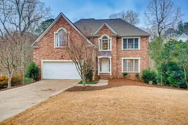 2302 Tall Timbers Lane, Marietta, GA 30066 (MLS #6820452) :: North Atlanta Home Team