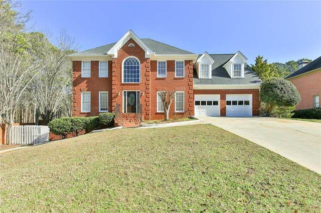 1020 Ashford Manor Court SW, Lilburn, GA 30047 (MLS #6820465) :: The Realty Queen & Team