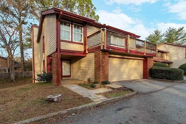 1078 Village Main Street Nka Village Road Road, Stone Mountain, GA 30088 (MLS #6820467) :: North Atlanta Home Team