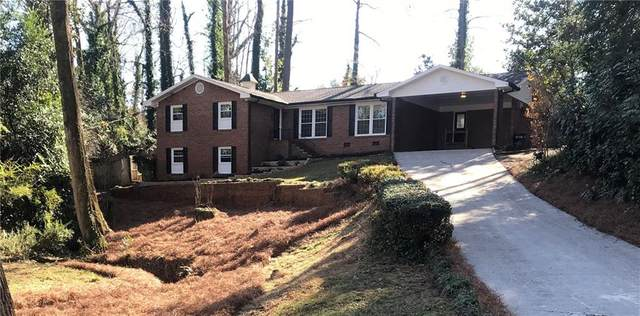3315 N Embry Circle, Chamblee, GA 30341 (MLS #6820519) :: North Atlanta Home Team