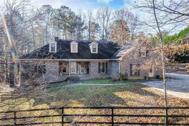2737 John Petree Road, Powder Springs, GA 30127 (MLS #6820527) :: The Kroupa Team | Berkshire Hathaway HomeServices Georgia Properties
