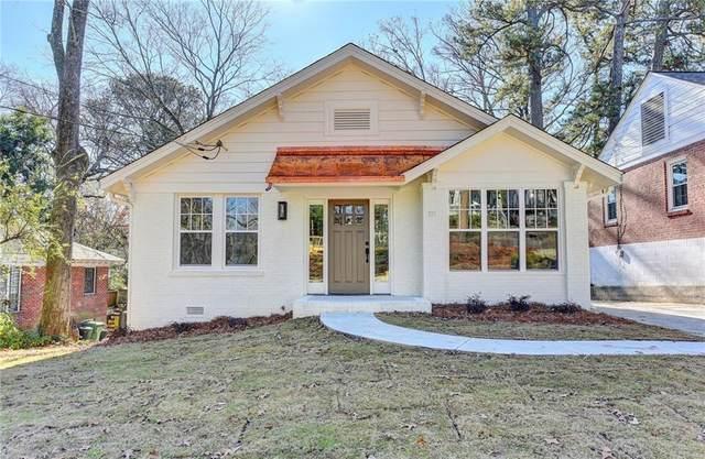 271 Lindbergh Drive NE, Atlanta, GA 30305 (MLS #6820530) :: Tonda Booker Real Estate Sales