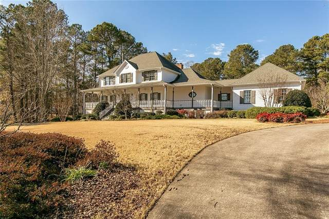 700 Ivy Lea Drive, Lawrenceville, GA 30045 (MLS #6820541) :: The Realty Queen & Team