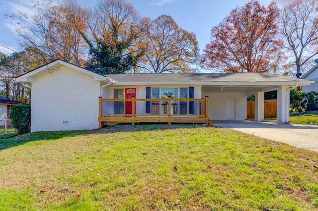 3771 Elkridge Drive, Decatur, GA 30032 (MLS #6820566) :: The Zac Team @ RE/MAX Metro Atlanta