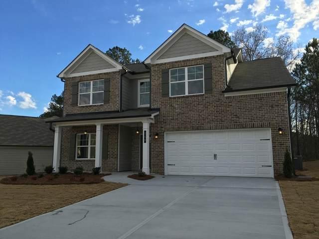 111 Crestbrook Way #137, Dallas, GA 30157 (MLS #6820589) :: Path & Post Real Estate