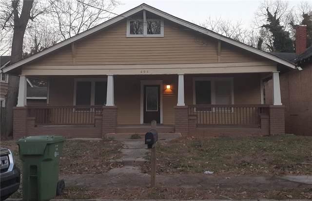 494 Hopkins Street SW, Atlanta, GA 30310 (MLS #6820626) :: Path & Post Real Estate