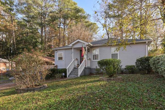 544 Daniel Avenue, Decatur, GA 30032 (MLS #6820634) :: The Justin Landis Group