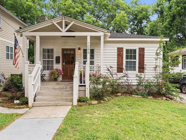 1099 Hardee Street NE, Atlanta, GA 30307 (MLS #6820662) :: The Zac Team @ RE/MAX Metro Atlanta