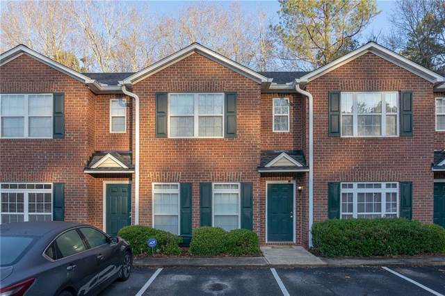 637 Huntington Road #3, Athens, GA 30606 (MLS #6820702) :: Rock River Realty