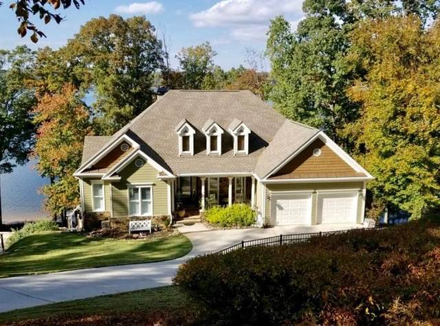 5751 Ridgetop Drive, Gainesville, GA 30504 (MLS #6820716) :: North Atlanta Home Team
