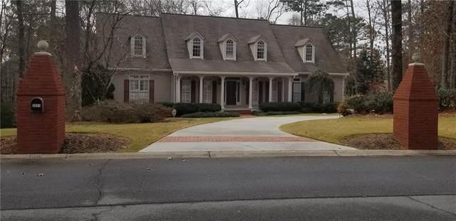 3601 Kilpatrick Lane SW, Snellville, GA 30039 (MLS #6820729) :: North Atlanta Home Team