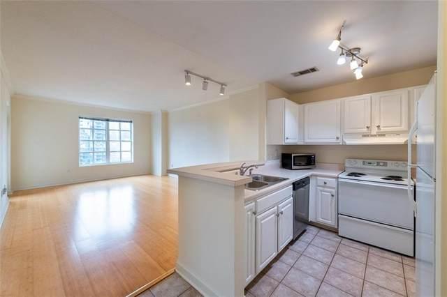 1101 Juniper Street NE #805, Atlanta, GA 30309 (MLS #6820759) :: AlpharettaZen Expert Home Advisors