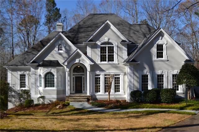 335 Champions View Drive, Alpharetta, GA 30004 (MLS #6820789) :: North Atlanta Home Team