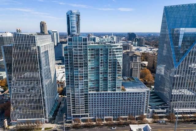 3325 Piedmont Road NE #1804, Atlanta, GA 30305 (MLS #6820812) :: The Justin Landis Group