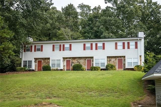 2861 Spruce Circle, Snellville, GA 30078 (MLS #6820845) :: North Atlanta Home Team