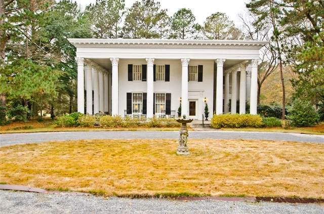 525 N Pine Hill Road, Griffin, GA 30223 (MLS #6820847) :: North Atlanta Home Team
