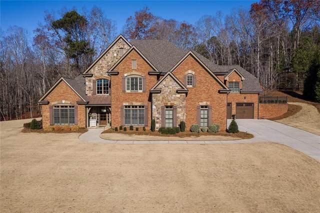 341 Oak Forest Drive, Dawsonville, GA 30534 (MLS #6820875) :: North Atlanta Home Team