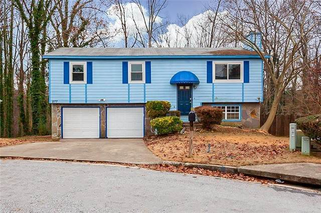 1277 To Lani Court, Stone Mountain, GA 30083 (MLS #6820893) :: Path & Post Real Estate