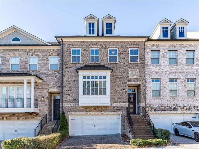 833 Canterbury Overlook, Atlanta, GA 30324 (MLS #6820907) :: Thomas Ramon Realty