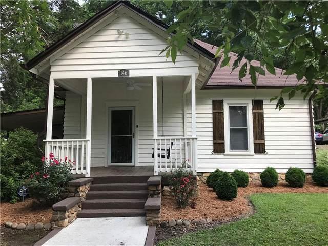 146 N Barton Street, Norcross, GA 30071 (MLS #6820932) :: North Atlanta Home Team
