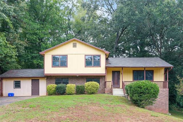 4366 Pleasant Ridge Road, Decatur, GA 30034 (MLS #6820946) :: North Atlanta Home Team