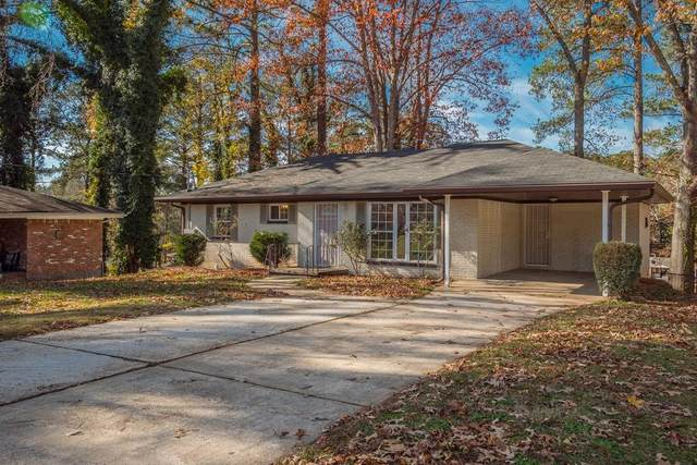 2071 Green Forrest Drive, Decatur, GA 30032 (MLS #6820962) :: Path & Post Real Estate