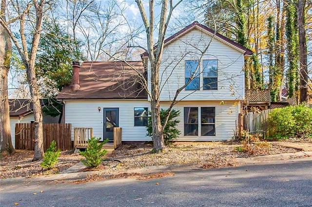 2966 Hawk Court SE, Marietta, GA 30067 (MLS #6821033) :: North Atlanta Home Team