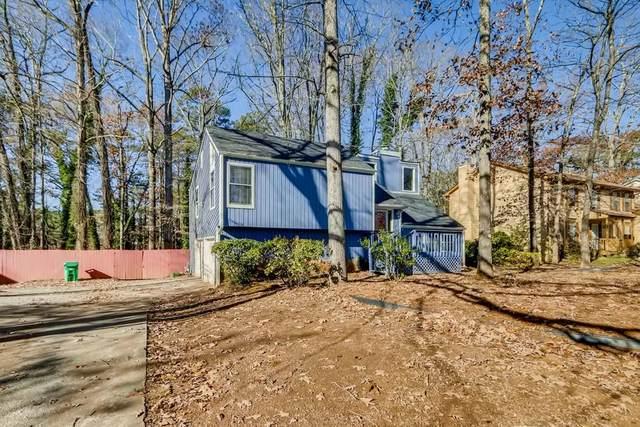 1509 Stoneleigh Hill Road, Lithonia, GA 30058 (MLS #6821051) :: North Atlanta Home Team