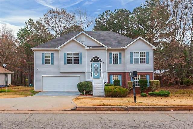 205 Chestnut Drive, Covington, GA 30016 (MLS #6821066) :: North Atlanta Home Team