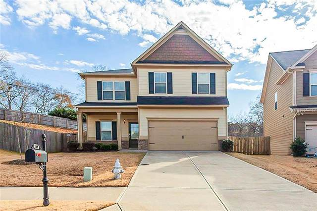 309 Morning Frost, Canton, GA 30114 (MLS #6821081) :: Path & Post Real Estate