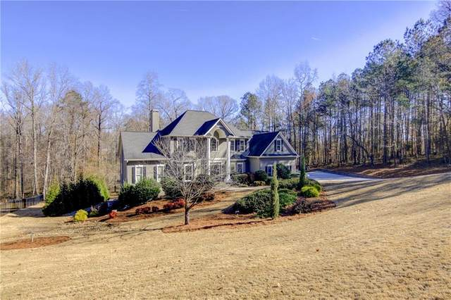 210 Smokerise Trace, Peachtree City, GA 30269 (MLS #6821147) :: North Atlanta Home Team