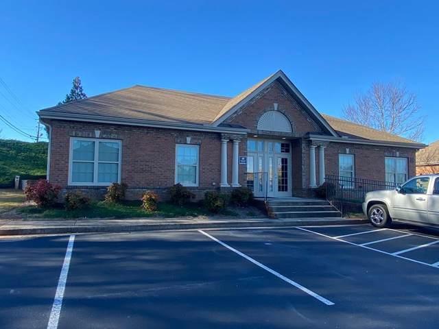 155 Bankers Boulevard 100 & 200, Monroe, GA 30655 (MLS #6821203) :: The North Georgia Group