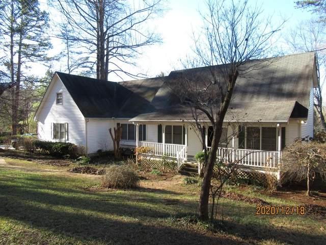 589 Martins Grove Road, Dahlonega, GA 30533 (MLS #6821241) :: North Atlanta Home Team