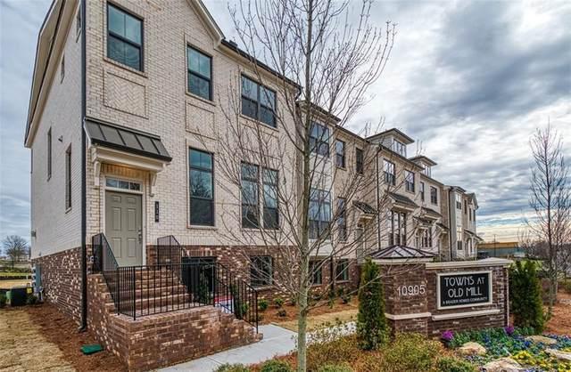 525 Fair View Circle, Roswell, GA 30076 (MLS #6821362) :: Path & Post Real Estate