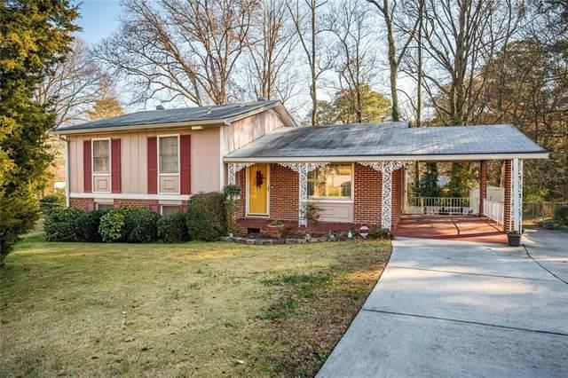 3862 Adamsville Drive SW, Atlanta, GA 30331 (MLS #6821376) :: North Atlanta Home Team