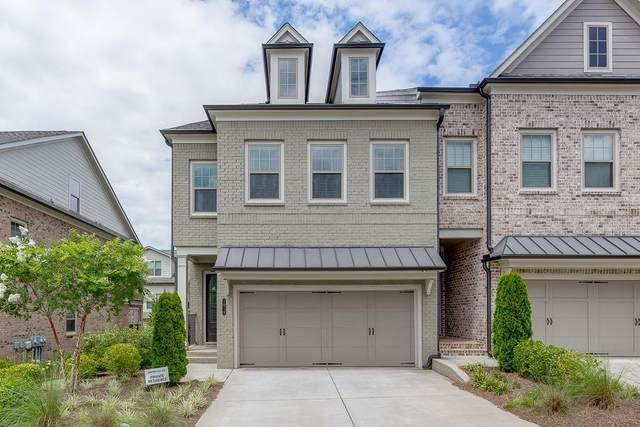 1016 Milhaven Drive, Roswell, GA 30076 (MLS #6821450) :: RE/MAX Center
